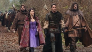 Once Upon a Time (2011) 03x13 : Witch Hunt- Seriesaddict